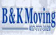 B & K Moving LLC