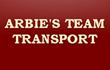 Arbies Team Teansport