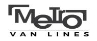 Metro Van Lines Inc